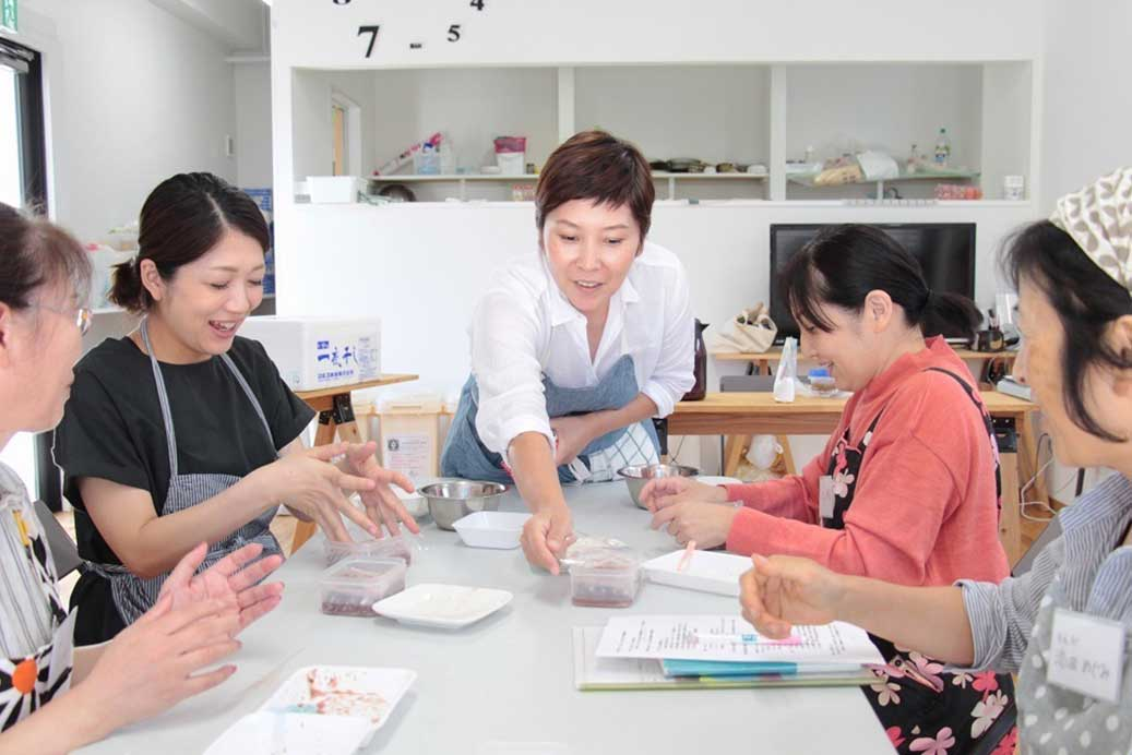 素発酵食Lab料理教室の特徴
